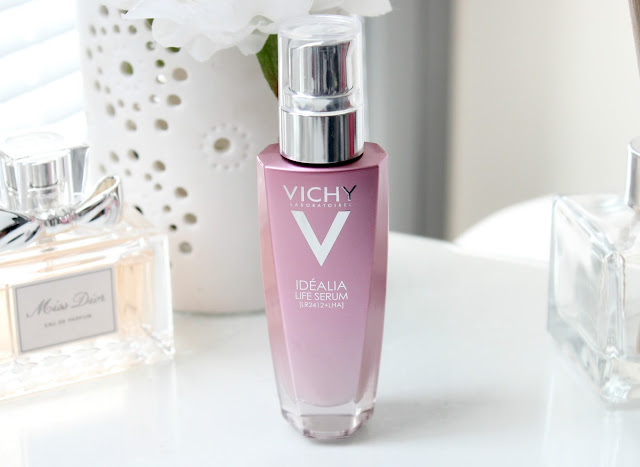 Vichy Idealia Life Serum Review, Vichy Idealia Life Serum, Vichy Idealia Skincare