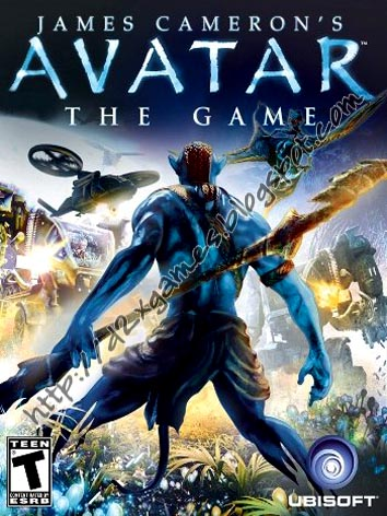 Free Download Games - James Camerons Avatar The Game