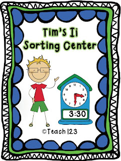 Tim's Ii Sorting Center