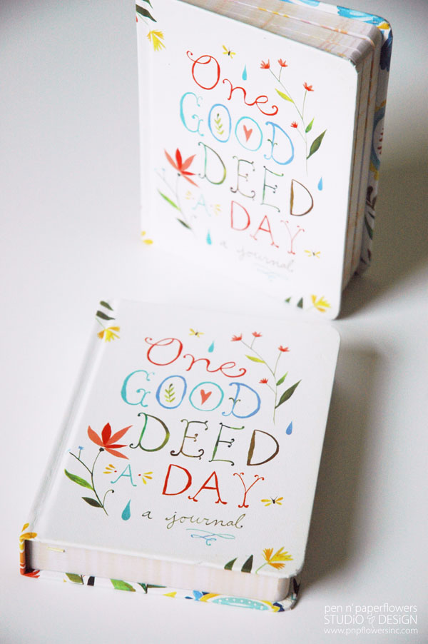 one good deed a day book pdf