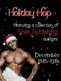 Siren authors Holiday BLOG HOP IS OVER