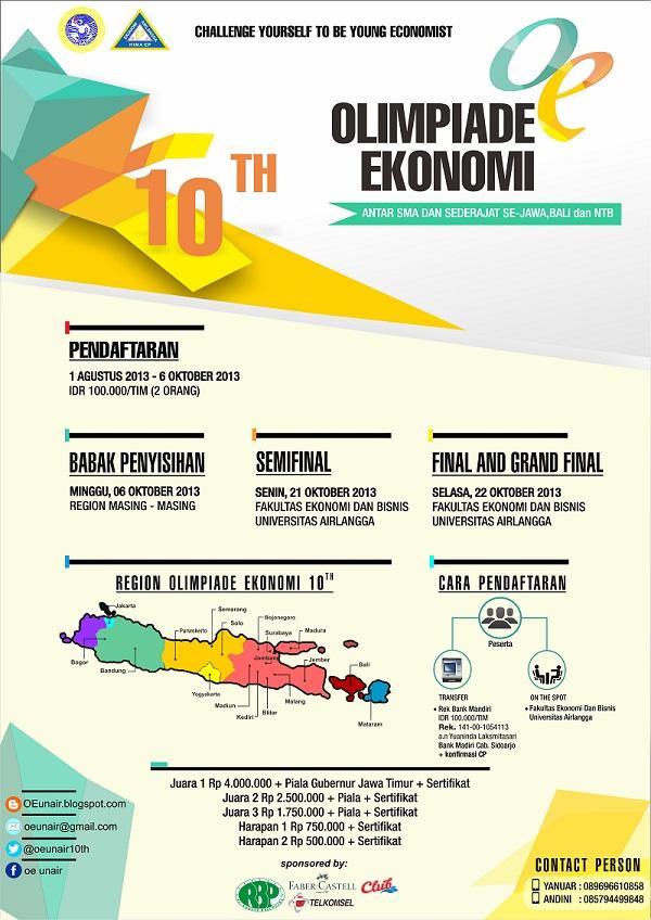 10 Th Olimpiade Ekonomi