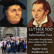 LUTHER 500 REFORMATION TOUR