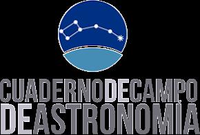 Cuaderno de campo de astronomía