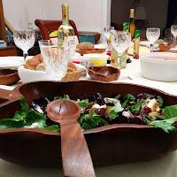 Gluten Free Cranberry Walnut Salad
