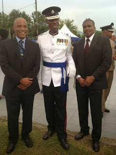 Alumnus Dr. Carl Williams was recently sworn in as Police Commissioner for Jamaica.