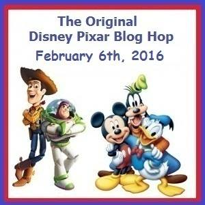 The Original Disney Pixar Blog Hop