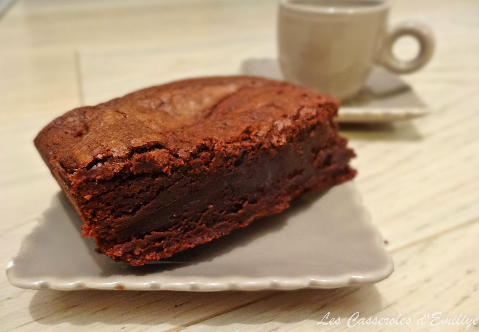 G teau au chocolat sans gluten la farine de riz et ch taigne blogs de cuisine - Gateau au chocolat sans farine ...