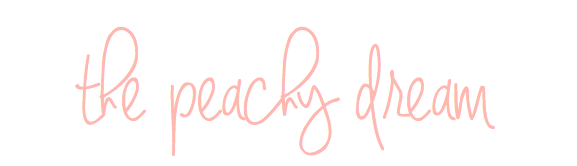 THE PEACHY DREAM