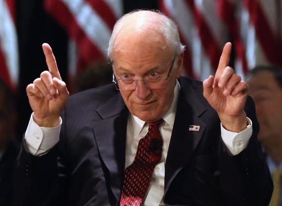 Dick cheney deferment particularly like