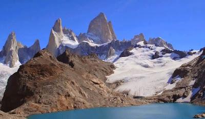 el calafate argentina glaciers