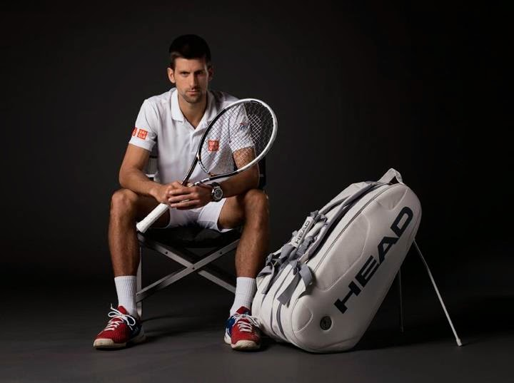 Djokovic renueva con Head