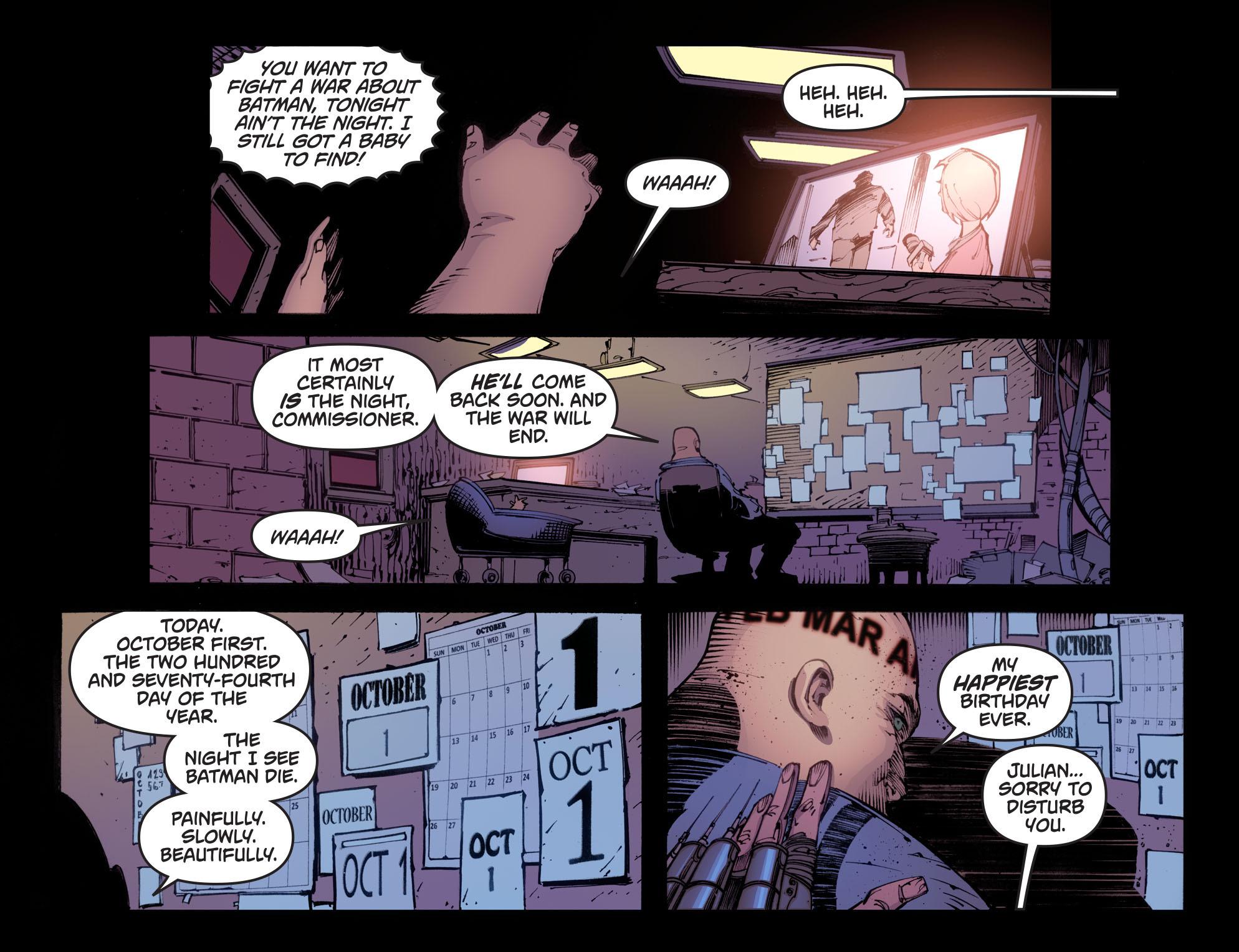 Batman: Arkham Knight [I] Issue #31 #33 - English 19