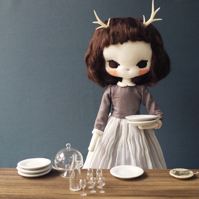 Evangelione handmade doll via heyladyspring.com