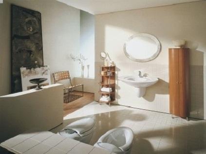 simple bathroom designs for 2012