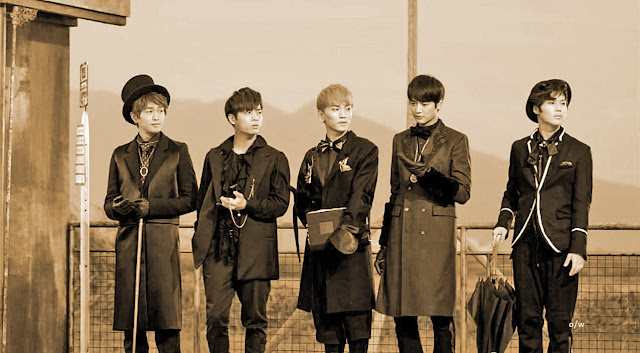 Shinee 1000 Years Always By Your Side mv screencap