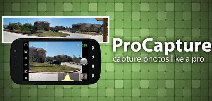 ProCapture camera 1.7.4.2 APK
