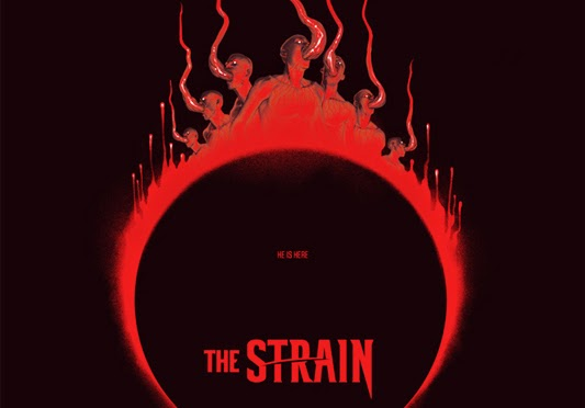 The Strain by Phantom City Creative & Mondo - Undead Monday