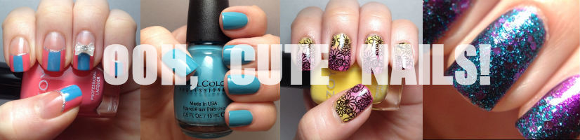 Ooh, Cute Nails!