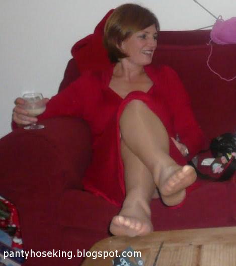 Lady mature southern champage