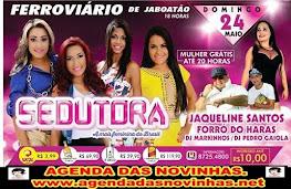 CLUBE FERROVIÁRIO DEJABOATÃO - BANDA SEDUTORA.