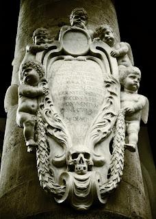 vanitas in de oude kerk in delft 2