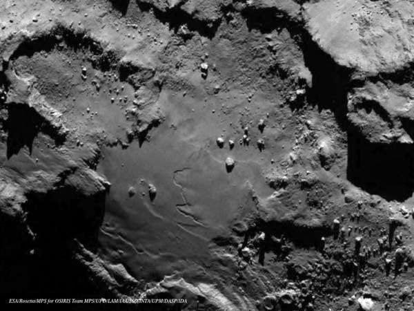 Kisah Petualangan Wahana Antariksa Rosetta Menuju Komet 67P