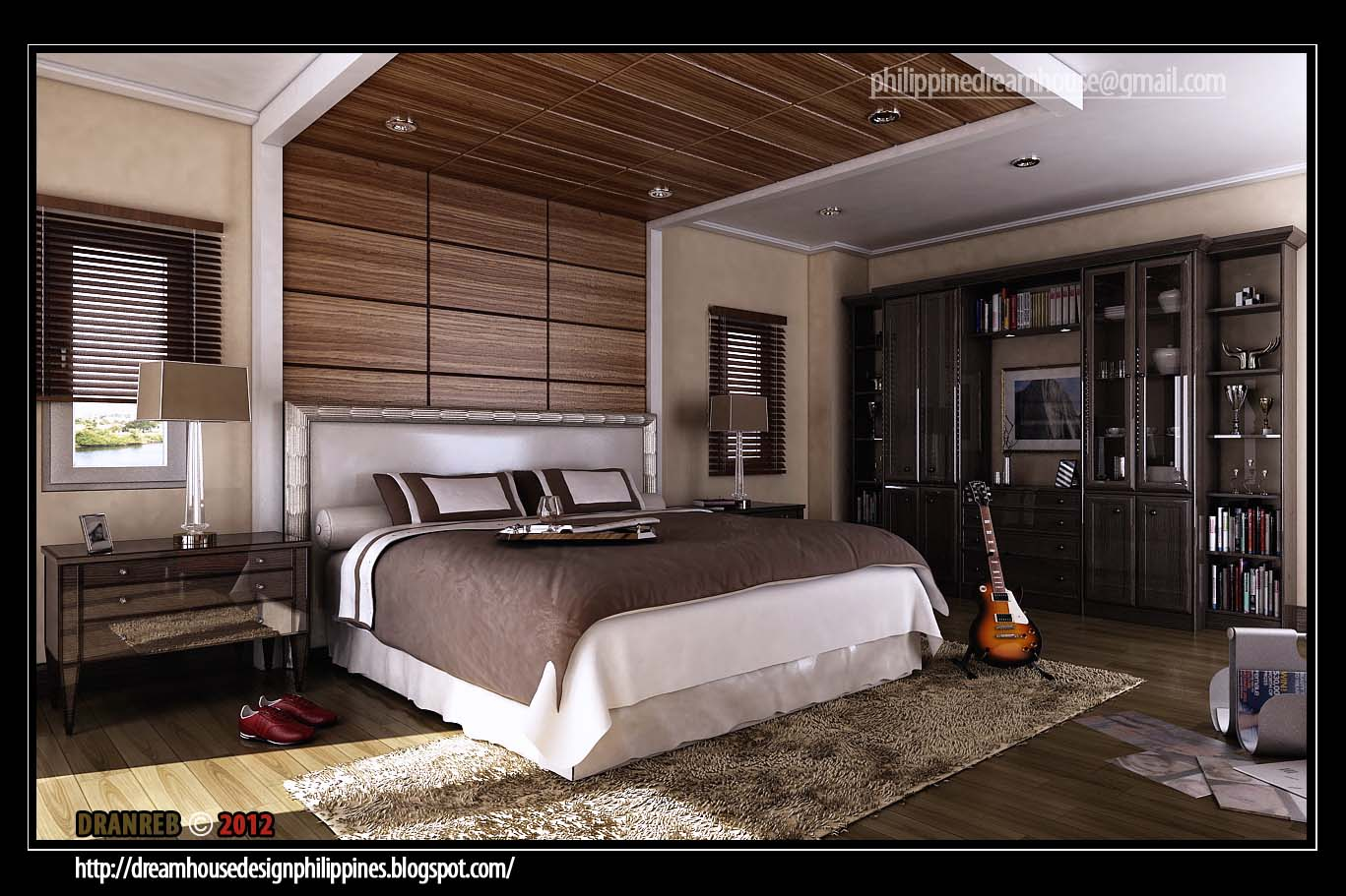 philippine dream house design the master 39 s bedroom