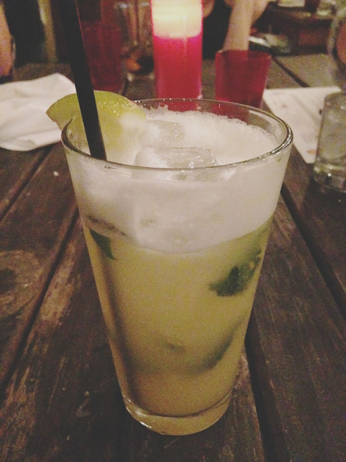 houston food batanga pineapple mojito