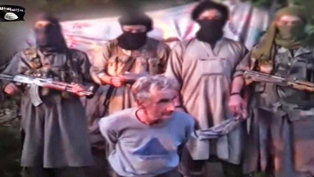 ISIS decapitó al rehén francés Hervé Gourdel