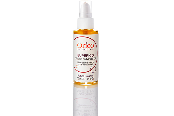 Orico London - Pure Uplift Face Firming Elixir -30ml/1.01oz Organic Fiji Lip Balm, Coconut, 0.15 Oz