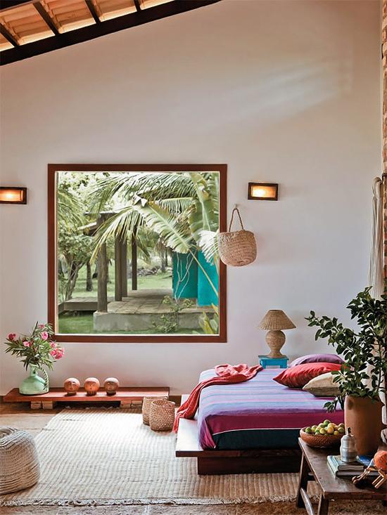 Ethnic room design