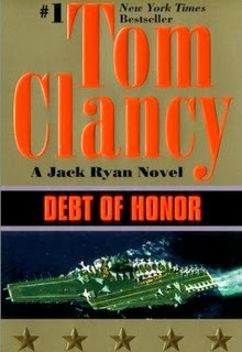 Cover of Tom Clancy's Debt of Honor