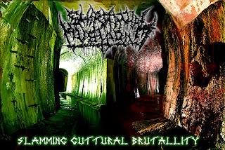 Shiraathal Mustaqiim Band Slamming Guttural Brutal Death Metal Magetan Madiun Artwork Logo Cover Wallpaper
