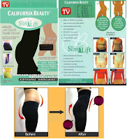 CALIFORNIA SLIMMING PANTS