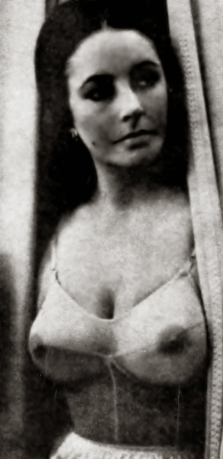 Elizabeth Liz Taylor Nude