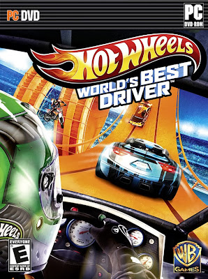 Hot Wheels Worlds Best Driver PC Download Full Version Free