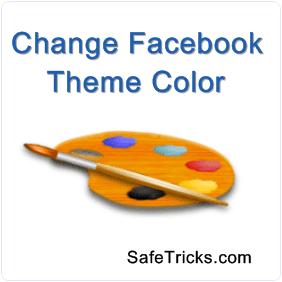 change-facebook-theme-color