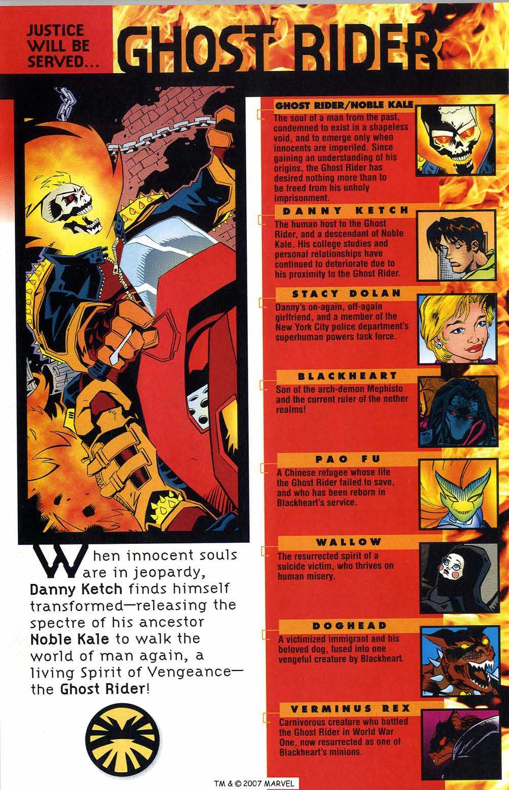 Read online Ghost Rider (1990) comic -  Issue #90 - 2