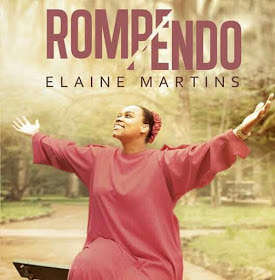 Elaine Martins - Rompendo - Playback