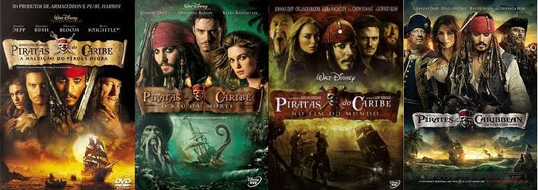 Piratas do Caribe 3: No Fim do Mundo Torrent