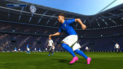 PES 2016 ReShade with DoF