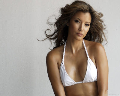 Kelly Hu HD Wallpaper-1600x1200