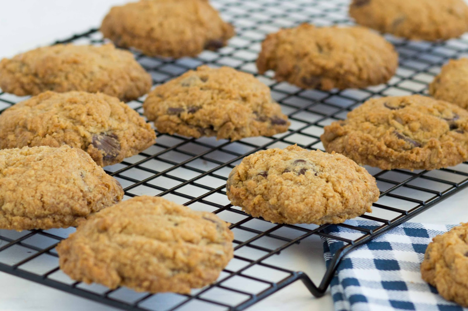 Brown Butter Oatmeal And Chocolate Sunflower Seed Cookies Recipe ...