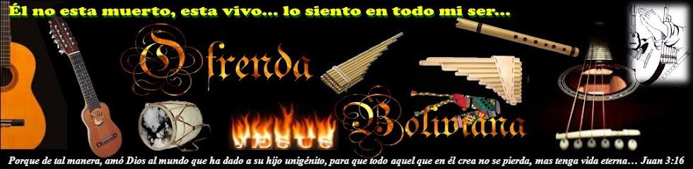 musica boliviana cristiana
