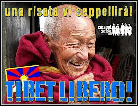 TIBET LIBERO