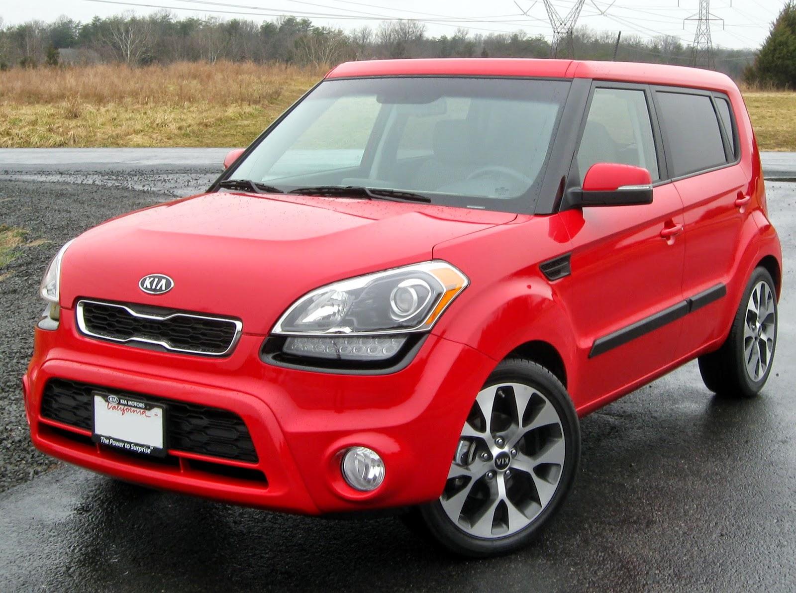 Kia Soul (2010-2012) Mobil Seken Murah