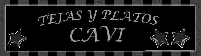 *TEJAS Y PLATOS*