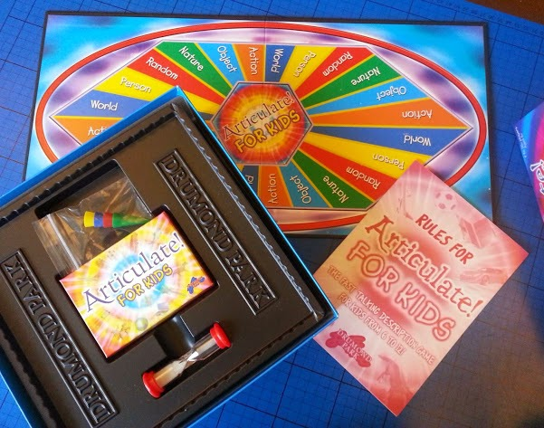 Articulate and Articulate For Kids review box contents