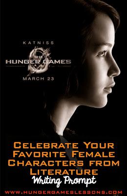 Celebrate Your Favorite Female Heroines in Literature